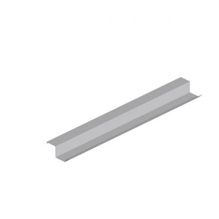 Domino kabellade 59cm aluminium